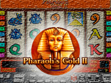 Игра онлайн Pharaohs Gold 2