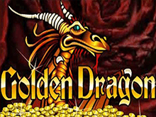 Golden Dragon на зеркале Вулкан
