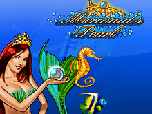 Mermaid's Pearl Deluxe - игровые аппараты
